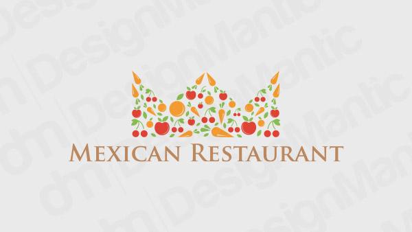 Mexican Restaurant Logo 1