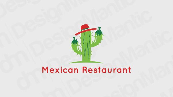 Mexican Restaurant Logo 10
