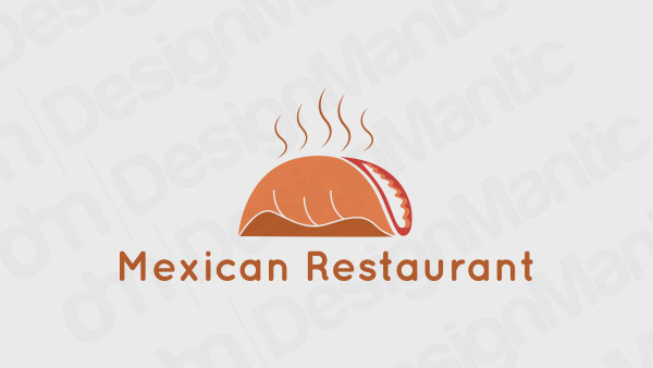 Mexican Restaurant Logo 11