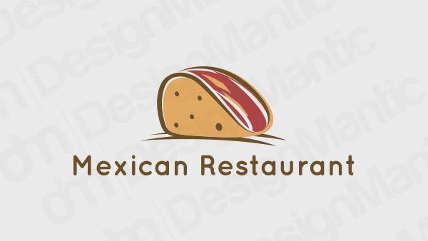 Mexican Restaurant Logo 15