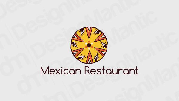 Mexican Restaurant Logo 2