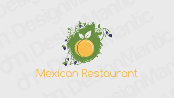 Mexican Restaurant Logo 4