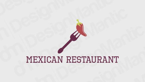 Mexican Restaurant Logo 5