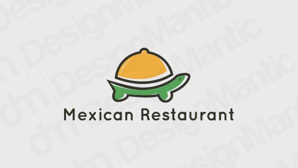 Mexican Restaurant Logo 7