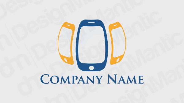 Mobile Phones Logo