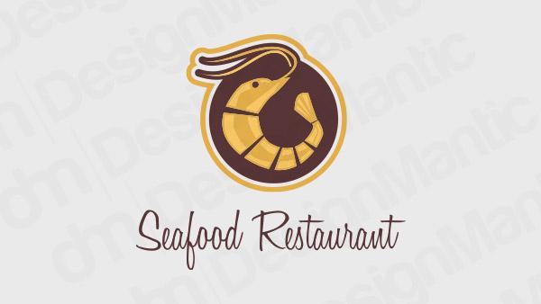 Seafood Restaurant Logo 2