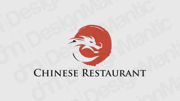 Chinese Restaurant Logo 1