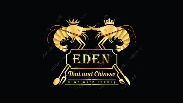 Chinese Restaurant Logo 10