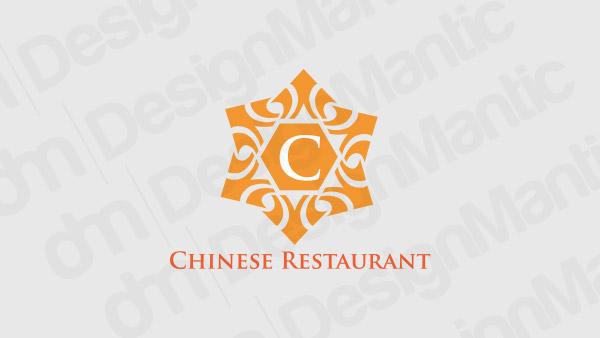 Chinese Restaurant Logo 11