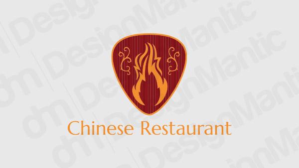 Chinese Restaurant Logo 7