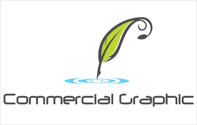 Commercial Graphic Logo