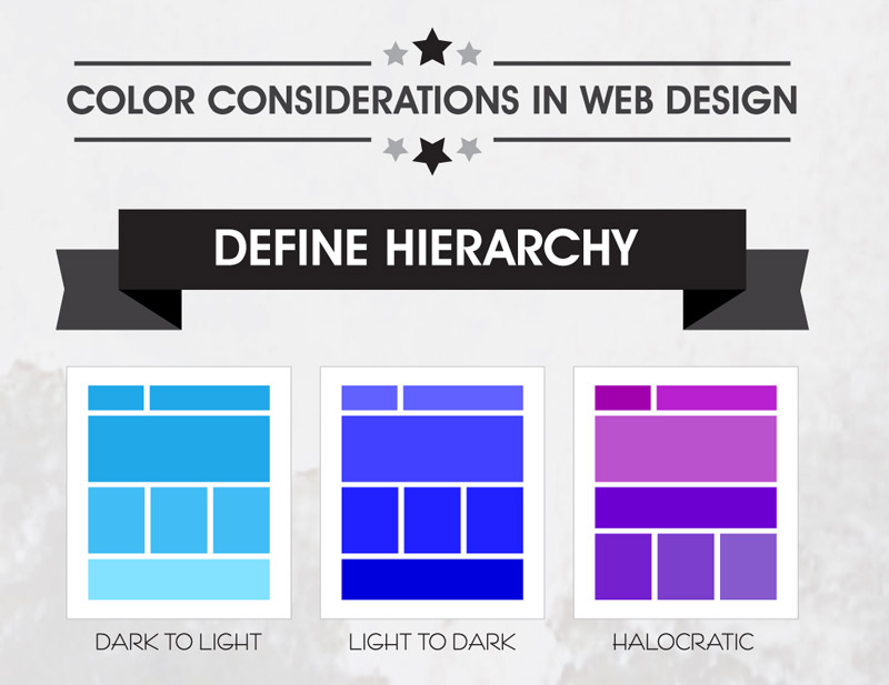 color theory for web design