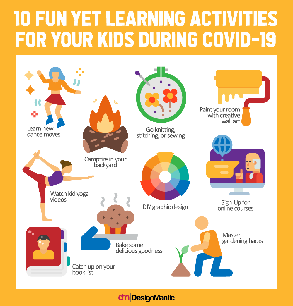 Learning Activities For Your Kids