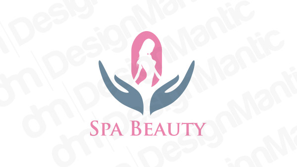 Spa and Massage Logo Design 1