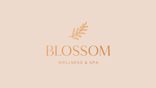 Spa and Massage Logo Design 19