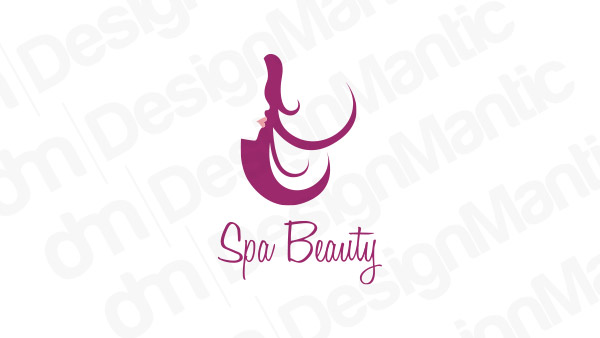 Spa and Massage Logo Design 2