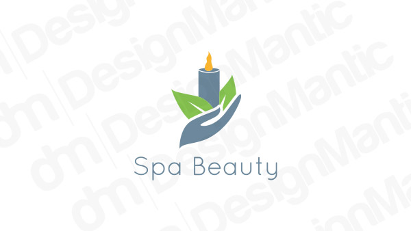 Spa and Massage Logo Design 26