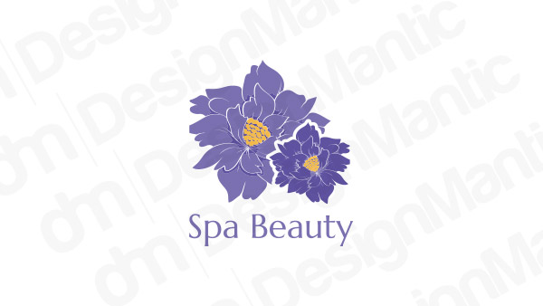 Spa and Massage Logo Design 27