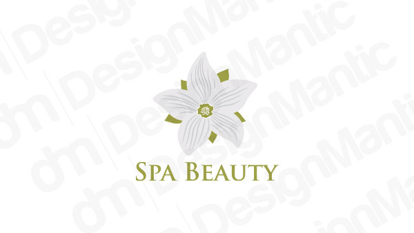 Spa and Massage Logo Design 29