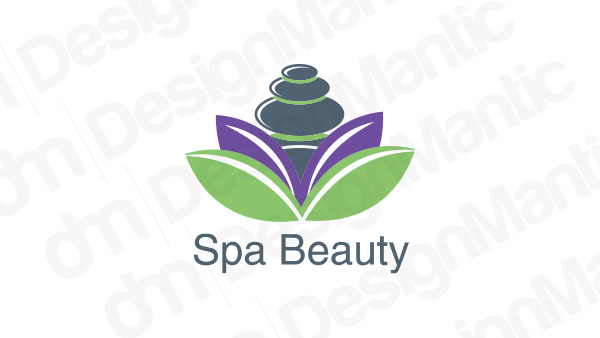 Spa and Massage Logo Design 3
