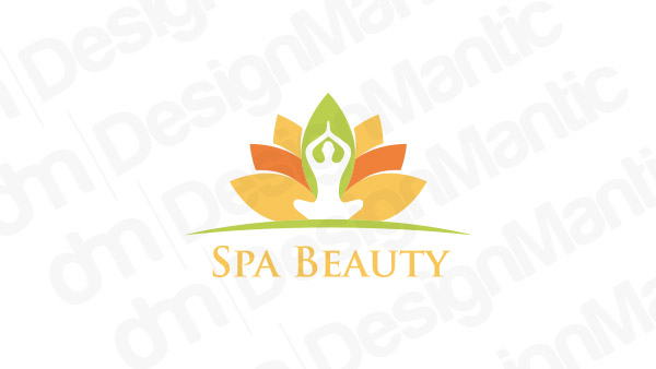 Spa and Massage Logo Design 30