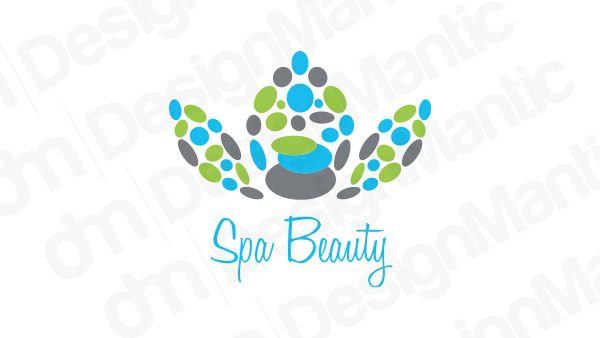 Spa and Massage Logo Design 5