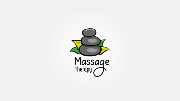 Spa and Massage Logo Design 9