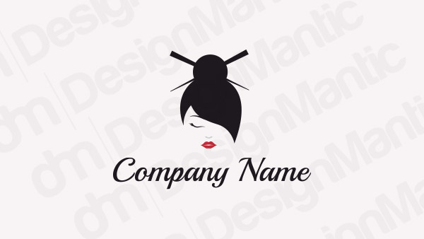 Glamour And Beauty Logo 9