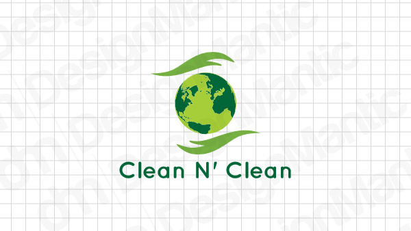 Cleaning Logo 13