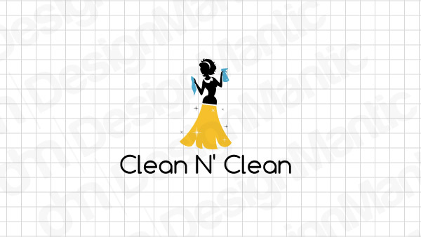 Cleaning Logo 7