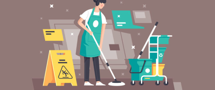 Iconography In Cleaning Logos: 10 Icon Ideas