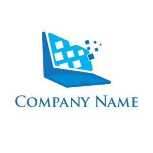 Computer Logo 25
