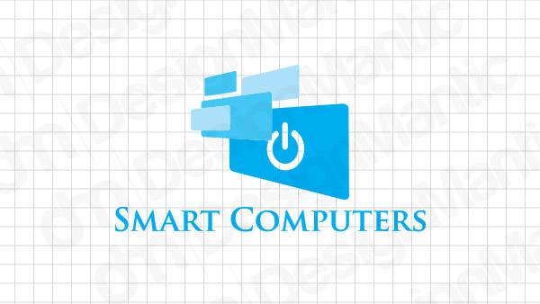 Computer Logo 3