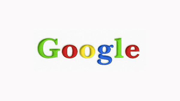 Google Old Logo