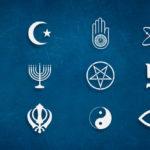 religious symbols logos