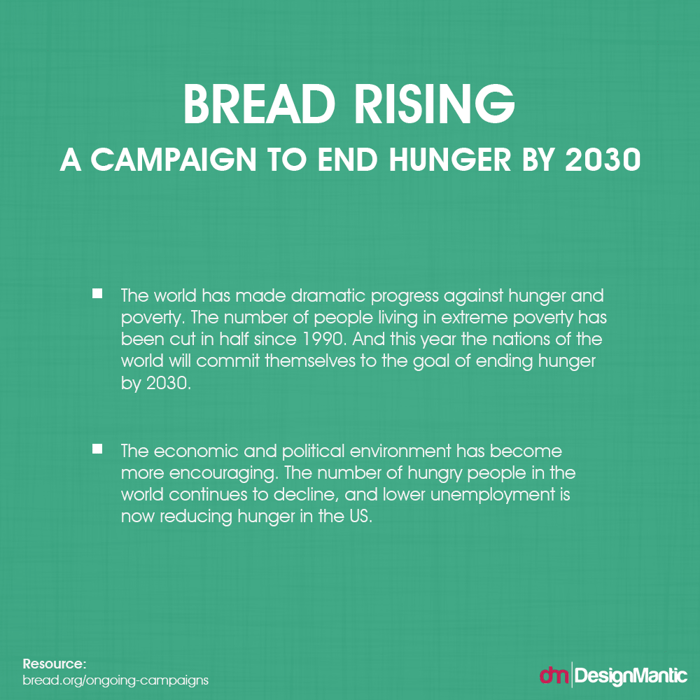 Bread rising poster