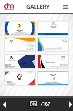 Select Business Card Design