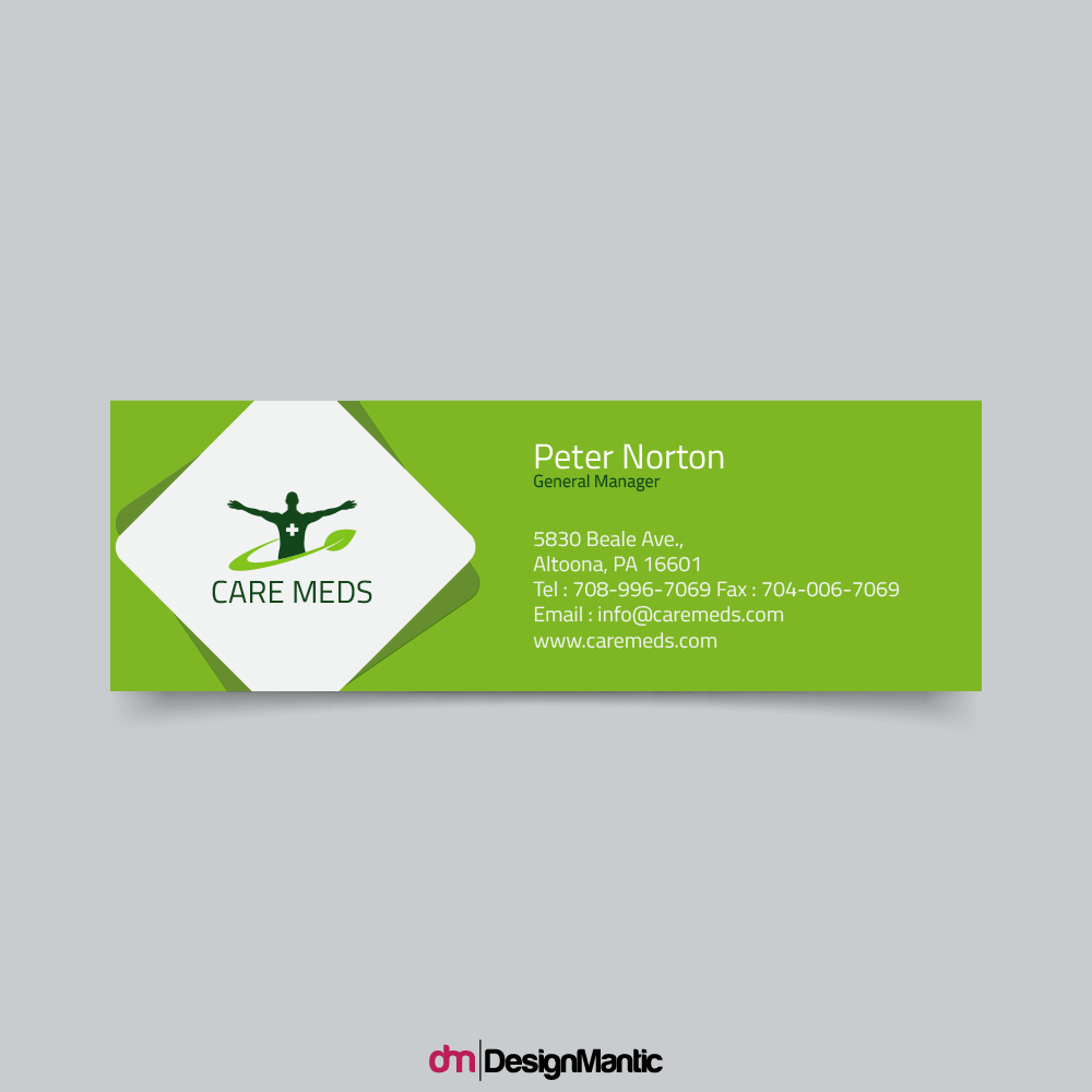 customize email signature with logo