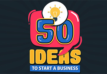 How To Start A Small Business With These 50 Ideas