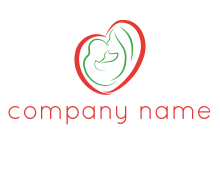 free childcare logo template