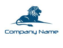 lion logo design creator designmantic the design shop