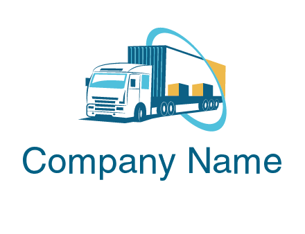 free transport logo maker