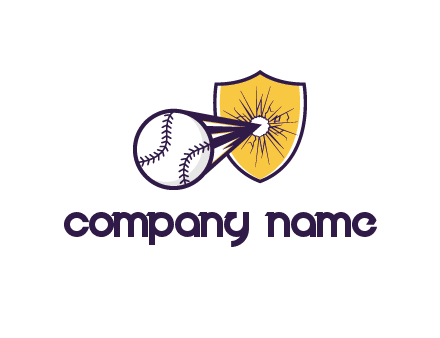 free baseball logo design