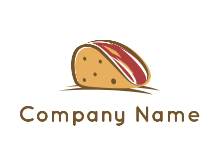 taco logo for Mexican restaurants