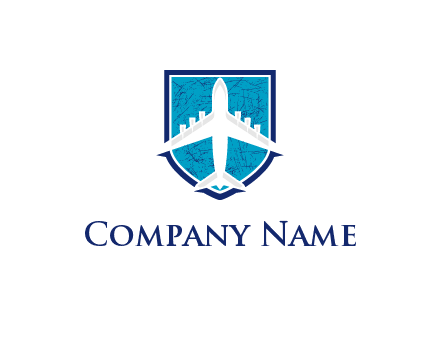 Free Transport Logos, Automobile, Airplane, Truck, Car Logo Creator