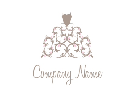 wedding boutique logo