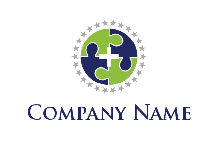 group of people employment logo design