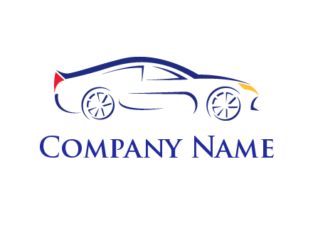 automobile repair logo generator